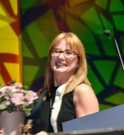 miniatura Beata Palka nagrodzona Laudacją Honorową przez społeczność akademicką