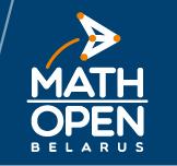 miniatura Krzysztof Maziarz srebrnym medalistą MathOpen 2018 w Mohylewie na Białorusi