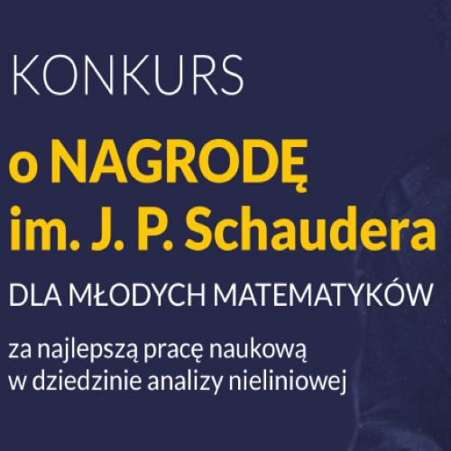 miniatura do artykułu Marcin Sroka wyróżniony w pierwszej edycji konkursu o Nagrodę im. J. P. Schaudera dla młodych matematyków