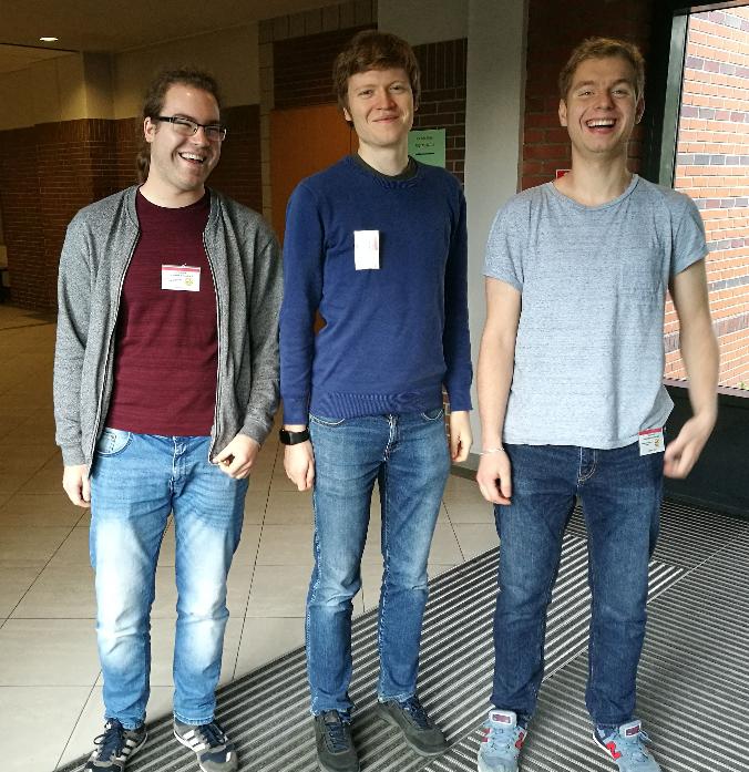 miniatura Studenci Informatyki Analitycznej wicemistrzami Polski w Programowaniu Zespołowym