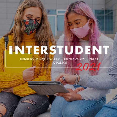 miniatura do artykułu Konkurs INTERSTUDENT - termin naboru wniosków przedłużony do 10 lutego do godz. 9:00