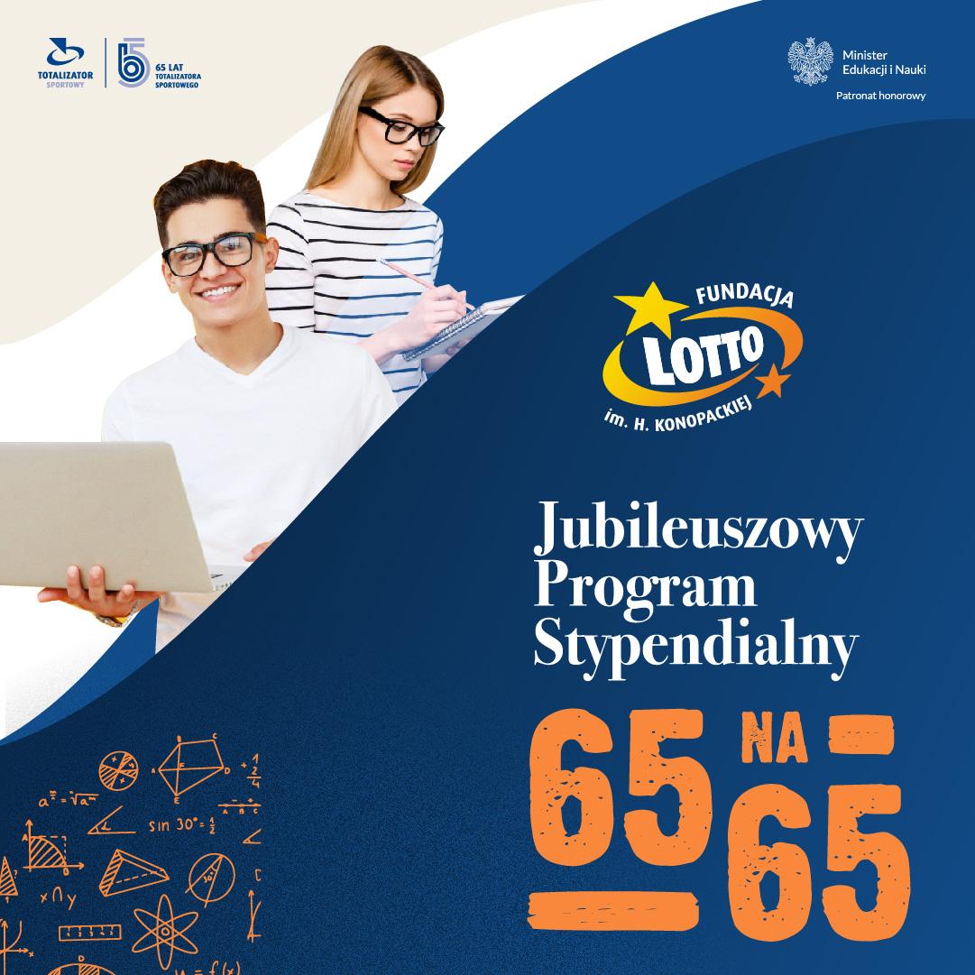 miniatura Program stypendialny Fundacji LOTTO im. Haliny Konopackiej