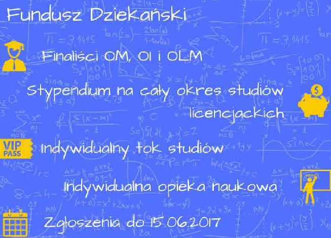 miniatura Rusza I edycja konkursów na stypendia dla najlepszych